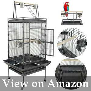bird cages for less